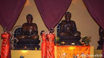 Eröffnung des Shaolin-Tempels Berlin