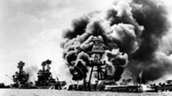 Japanischer Angriff auf Pearl Harbor, 1941