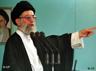 Ayatollah Khamenei is said to have ordered a secret nuclear facility