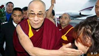 Dalai Lama in Russland