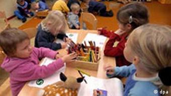 Kinderbetreuung in Deutschland Kinder-PISA