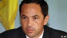 Sergei Tigipko, möglicher neuer Präsidentschaftskandidat in der Ukraine