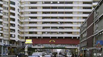 Bildreportage Kottbusser Tor Sozialpalast Kottbusser Tor Berlon-Kreuzberg Zentrum kreuzberg