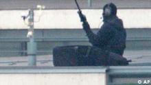 Verstärkte Sicherheitsmaßnahmen nach Terror Festnahmen