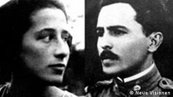 Combo Olga Benario/Luiz Carlos Prestes
