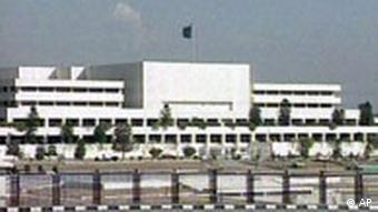 Pakistanisches Parlament