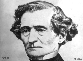 French composer Hector Berlioz