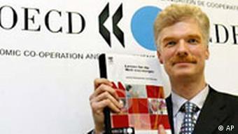 OECD PISA Studie 2003 vorgestellt Andreas Schleicher