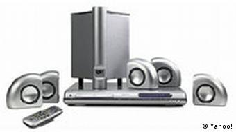 YHT 650 Home Theater System