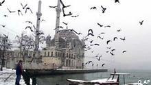Galerie Türkei Bosporus Ortaköy Moschee