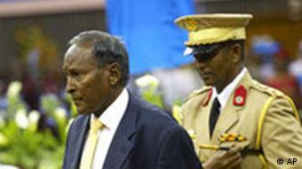 Somalia hat einen Präsidenten