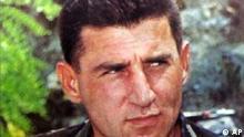 Ante Gotovina, wird der Kriegsverbrechen in Kroatien beschuldigt