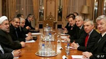 EU Iran Atomstreit Treffen in Brüssel