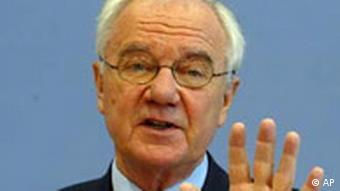 Manfred Stolpe zu LKW-Maut