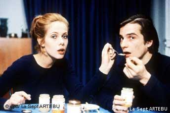 Francois Truffaut, Tisch und Bett Filmstill