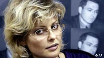 Inna Chodorkowski fordert Freiheit für Michael Chodorkowski