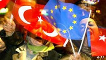 Der Weg der Türkei in die EU ist noch lang (Archivbild)