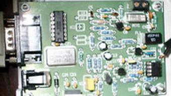 The Elektor receiver (March 2004) as built by Mark Caldwell Picture mark caldwell