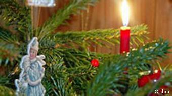 Weihnachten Symbolbild Weihnachtsbaum