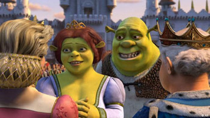 Film still from 'Shrek' (AP)
