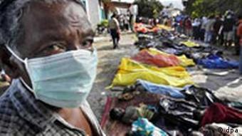 Seebeben Opfer in Banda Aceh