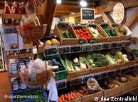 En Alemania, la demanda de alimentos orgánicos aumenta cada vez más.