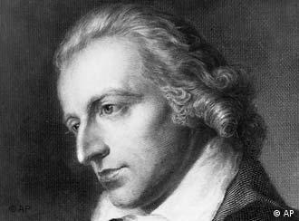 الشاعر فريدريش فون شيلر