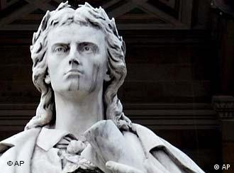 Estátua de Friedrich Schiller em Berlim
