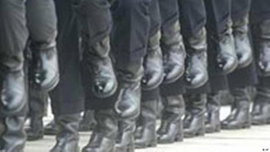 German gay soldiers