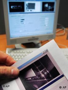 Maut Bildschirm Monitor Lkw-Maut Kontrollzentrum Toll Collect