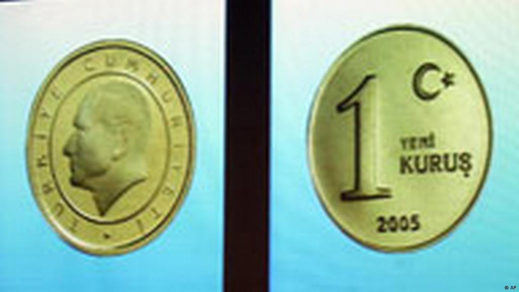 Turkey′s Money Loses Its Zeros | Business| Economy and