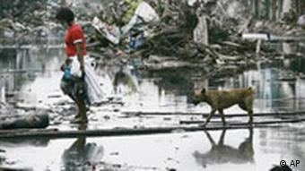 The 2004 tsunami devastated Aceh