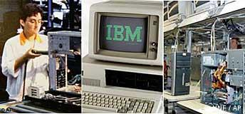 IBM / Computerproduktion