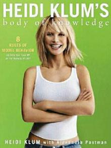 Buchcover Heidi Klum's Body of Knowledge