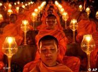 В программу фестиваля включены буддийские песнопения