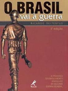Buchcover Brasilien sieht in den Krieg