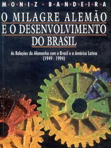 Buchcover Moniz Bandeira