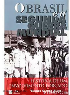 Capa do livro de Vágner Camilo Alves sobre a Segunda Guerra