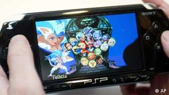 Sony PlayStation Portable - Panorama-Bild