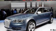 Detroit Auto Show - Audi