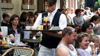 Kellner in Freiburg