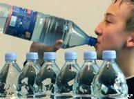 Το 2009 καταναλώθηκαν 133 λίτρα μεταλλικού νερού ανά κάτοικο