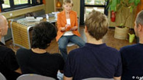 Gruppentherapie auf Sat 1