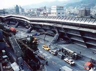 Zemljotres u Kobeu 1995. godine.