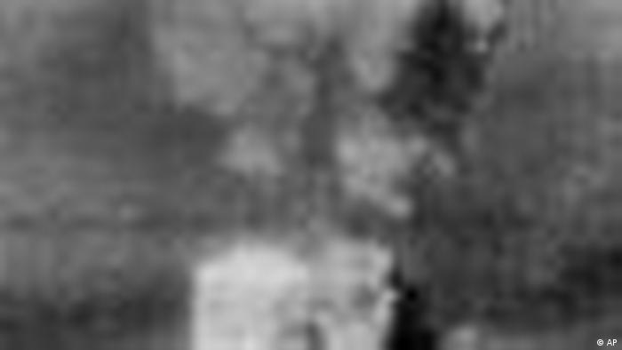 Взрыв атомной бомбы в Хиросиме 6 августа 1945 года