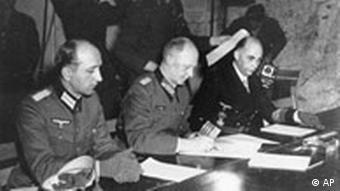 60 Jahre Danach - Artikel - Kapitulation