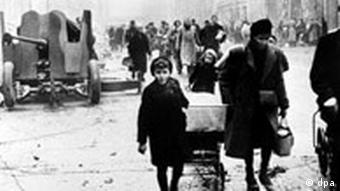 60 Jahre Danach - Flüchtlinge in Berlin