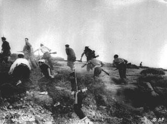Batalha em Somo Sierra, agosto de 1936