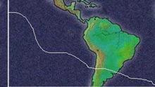 Lateinamerika Karte und Wirtschaft