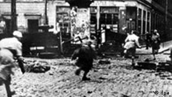 60 Jahre danach - Bildgalerie - Warschau 02/20